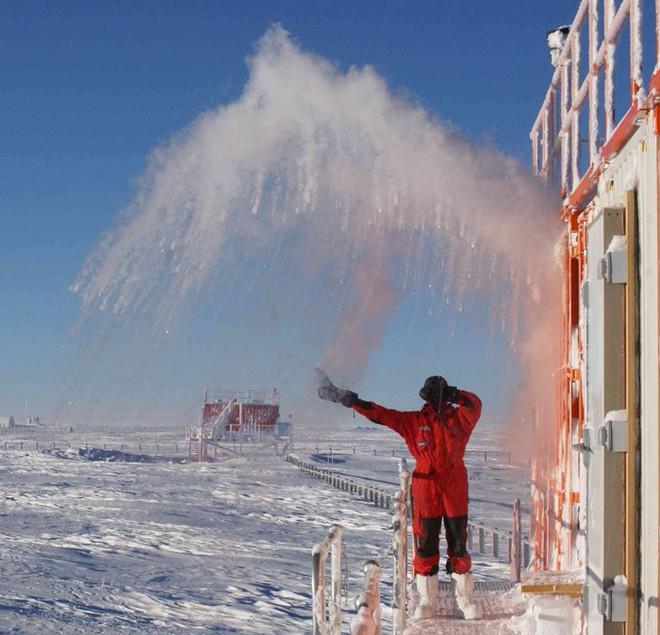 Nhiệm vụ bất khả thi: Nấu ăn ở Nam Cực trong cái lạnh đến -70 độ C - Ảnh 7.