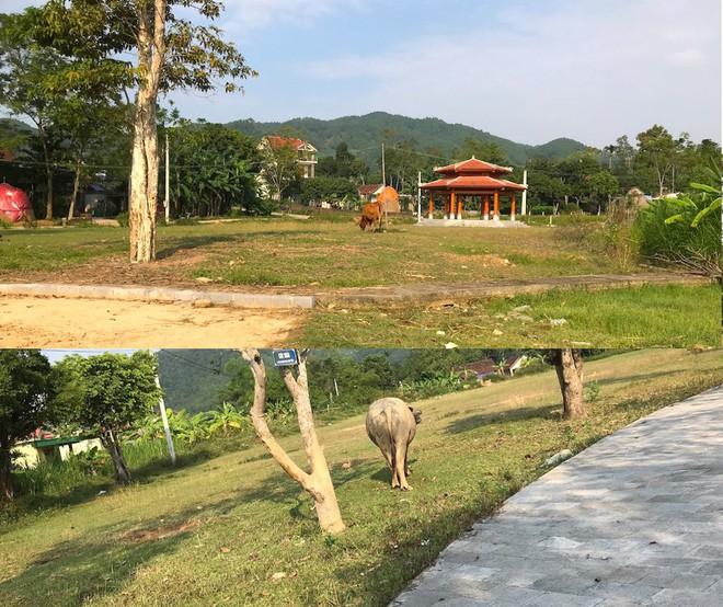 Cảnh hư hỏng, nhếch nhác khó tin ở Khu di tích Truông Bồn hơn 300 tỷ - Ảnh 9.