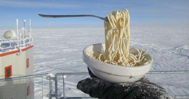 Nhiệm vụ bất khả thi: Nấu ăn ở Nam Cực trong cái lạnh đến -70 độ C - Ảnh 4.