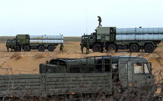 Nga cấp miễn phí S-300 cho Syria, Mỹ nguy cơ rơi vào Điện Biên Phủ trên không
