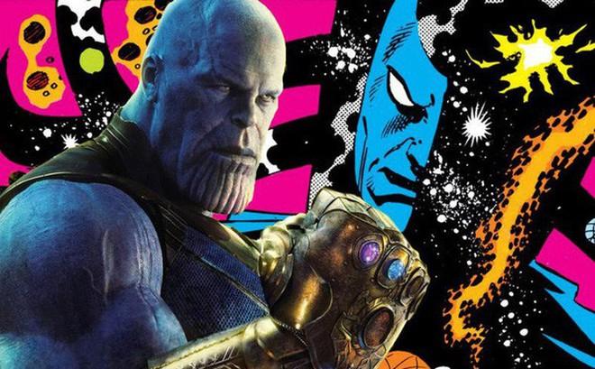 """Giả thuyết: Thanos sẽ """"chung team"""" với các siêu anh hùng và chống lại kẻ phản diện mới trong Avengers 4?"""