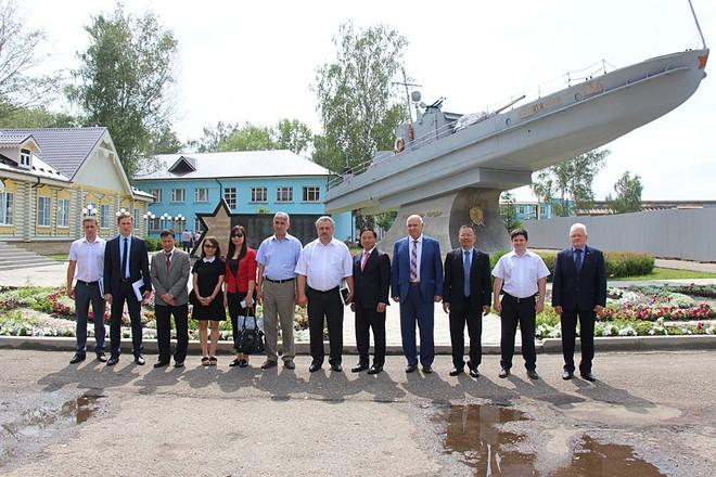 Tổng thống Tatarstan (thuộc Nga): Việt Nam có kế hoạch mua thêm tàu hộ vệ tên lửa Gepard - Ảnh 2.