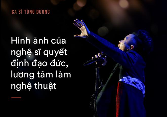 Tùng Dương: Bắt tôi chọn sống hoặc chết thì tôi mới hát Ngắm hoa lệ rơi - Ảnh 9.