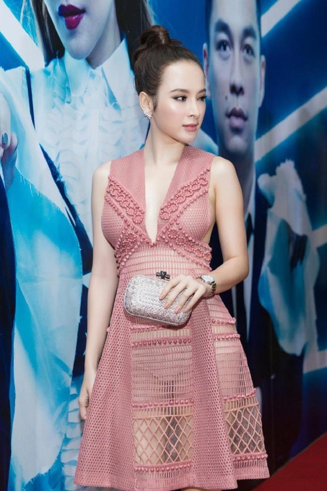 Mỹ nhân Việt diện váy xuyên thấu: Người mặc đẹp, người rẻ tiền quá lố - Ảnh 4.
