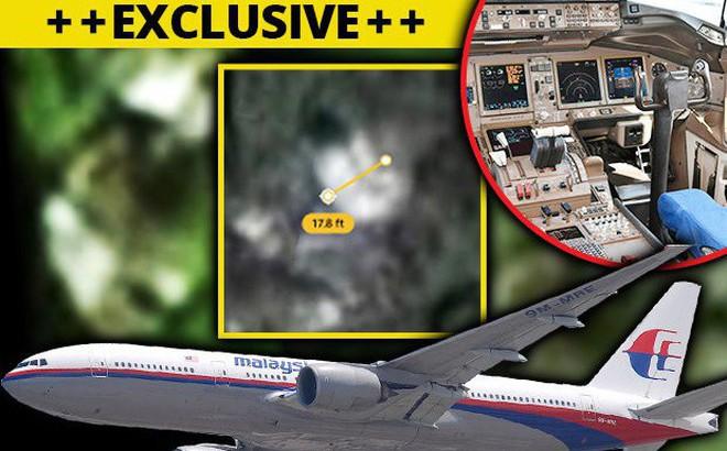 Vụ MH370: Phát hiện đột phá mới về vật thể nghi là đầu máy bay trong rừng rậm Campuchia