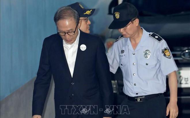 Bê bối chính trị tại Hàn Quốc: Cựu Tổng thống Lee Myung-bak kháng cáo
