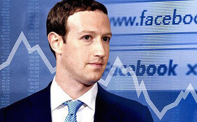 """Cổ phiếu Facebook giảm hơn 30% trong vòng 3 tháng vì bê bối """"chồng"""" bê bối"""