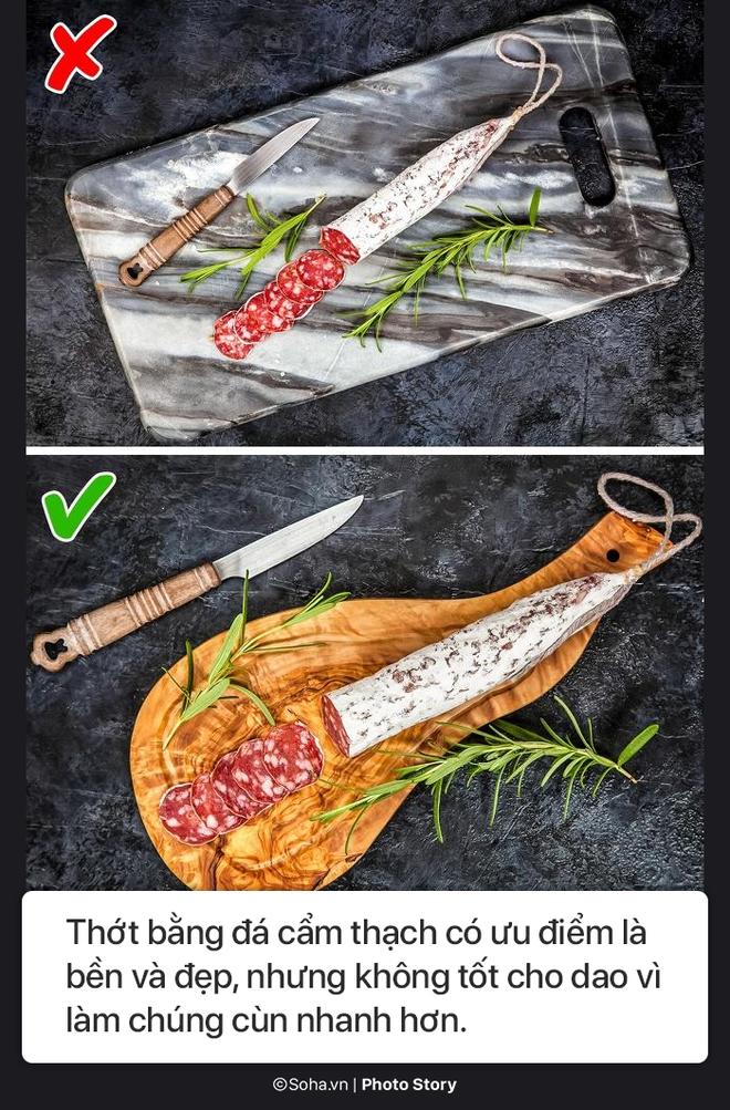 [Photo Story] - 7 lưu ý giúp đồ dùng nhà bếp của bạn vừa đẹp vừa bền, dùng cả chục năm chẳng cần thay mới - Ảnh 2.