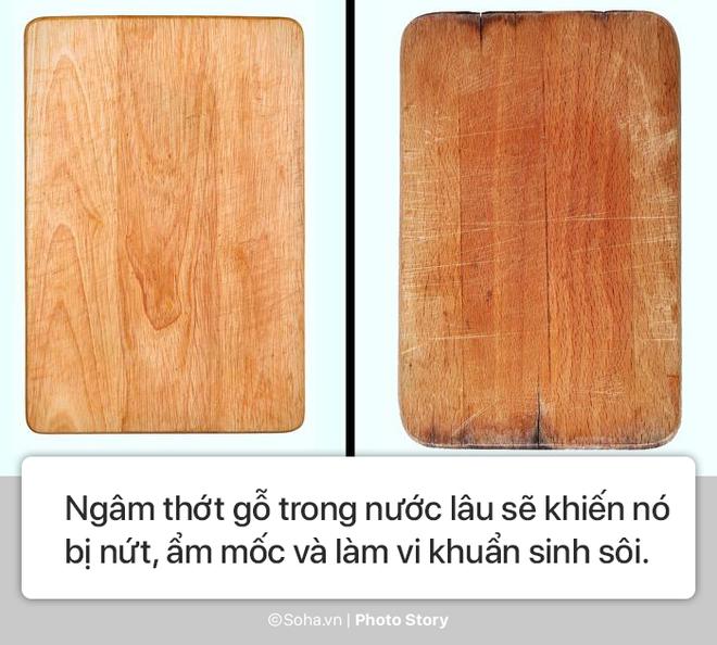 [Photo Story] - 7 lưu ý giúp đồ dùng nhà bếp của bạn vừa đẹp vừa bền, dùng cả chục năm chẳng cần thay mới - Ảnh 6.