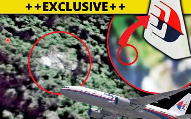 Nghi vấn tìm thấy phần đuôi của MH370
