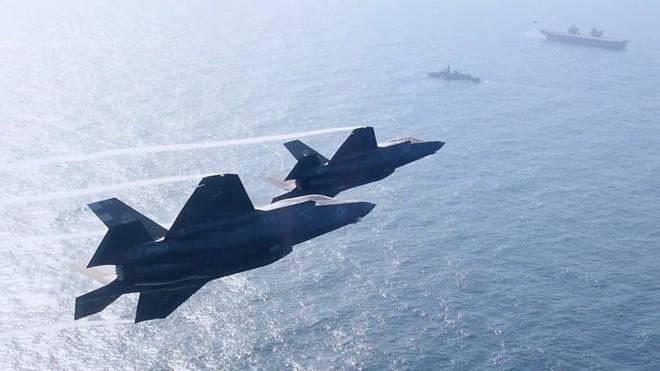 F-35 không có cửa chiến thắng Su-35 Nga: Mỹ đang giấu kín điều gì? - Ảnh 2.