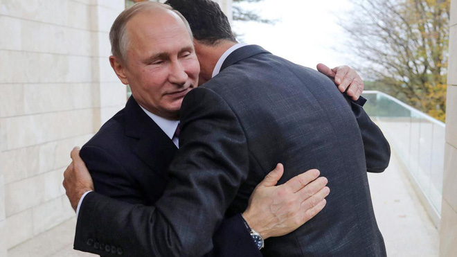 Chuyển giao xong S-300, Nga sẽ đánh lùi Mỹ để ở lại Syria vĩnh viễn? - Ảnh 1.