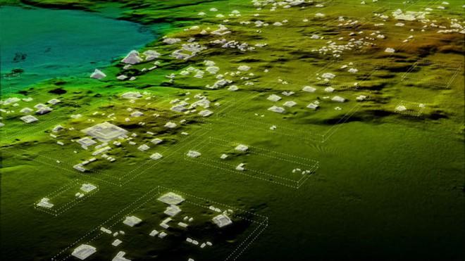 Phát hiện 61.000 kiến trúc bí ẩn tiết lộ về nền văn minh Maya cổ đại - Ảnh 2.