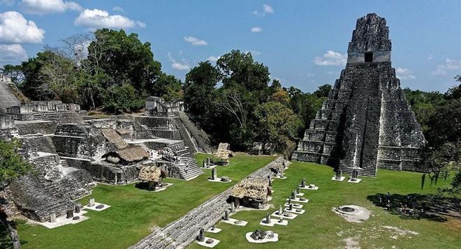 Phát hiện 61.000 kiến trúc bí ẩn tiết lộ về nền văn minh Maya cổ đại - Ảnh 1.