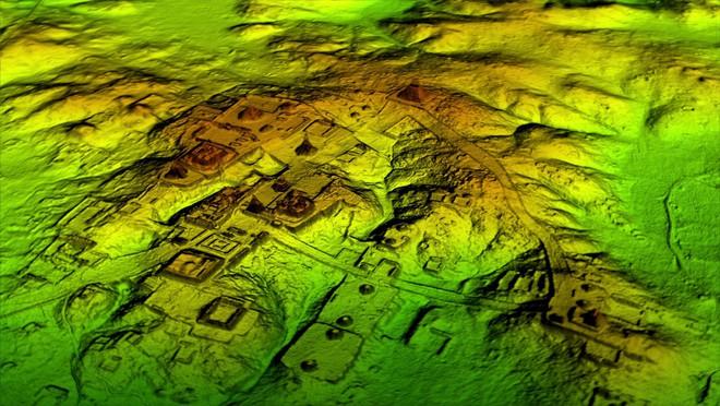 Phát hiện 61.000 kiến trúc bí ẩn tiết lộ về nền văn minh Maya cổ đại - Ảnh 3.