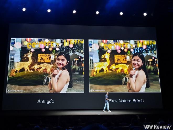 Bộ ảnh đầu tiên chụp từ Bphone 3 do Bkav công bố tại sự kiện ra mắt - Ảnh 3.