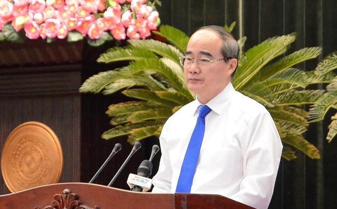 Bí thư Nguyễn Thiện Nhân: 'Xốc lại tinh thần để tăng tốc'