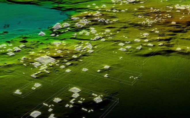 Phát hiện 61.000 kiến trúc bí ẩn tiết lộ về nền văn minh Maya cổ đại