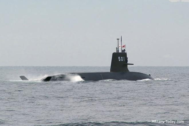 Tàu ngầm lớp Soryu: Sát thủ đại dương đáng sợ của Hải quân Nhật Bản - Ảnh 4.