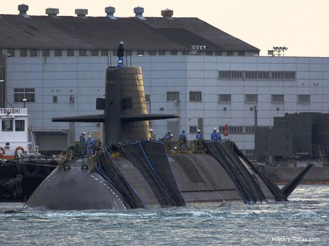 Tàu ngầm lớp Soryu: Sát thủ đại dương đáng sợ của Hải quân Nhật Bản - Ảnh 5.