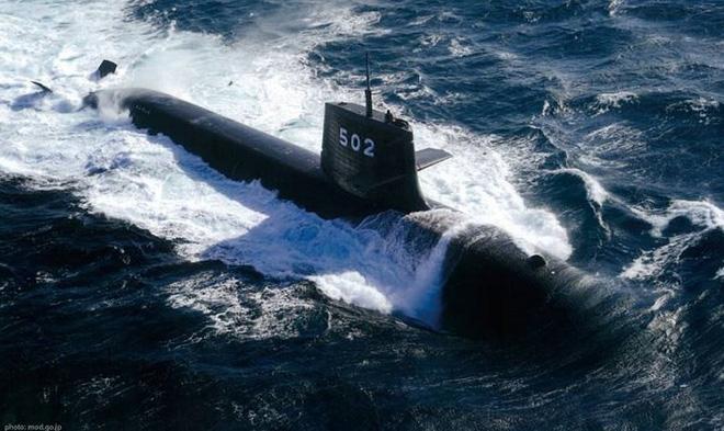 Tàu ngầm lớp Soryu: Sát thủ đại dương đáng sợ của Hải quân Nhật Bản - Ảnh 6.
