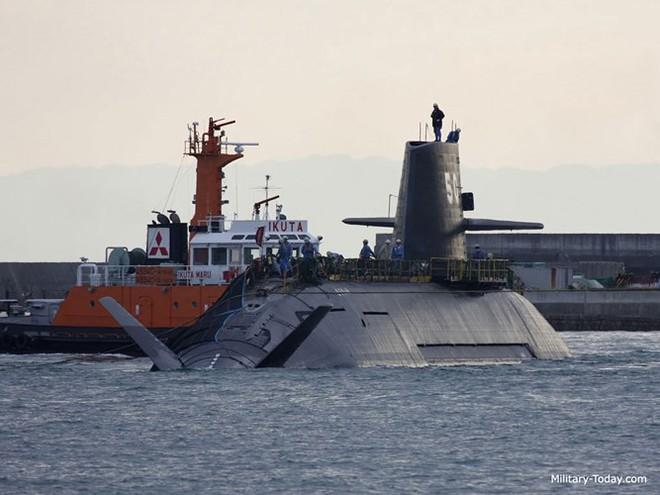 Tàu ngầm lớp Soryu: Sát thủ đại dương đáng sợ của Hải quân Nhật Bản - Ảnh 8.