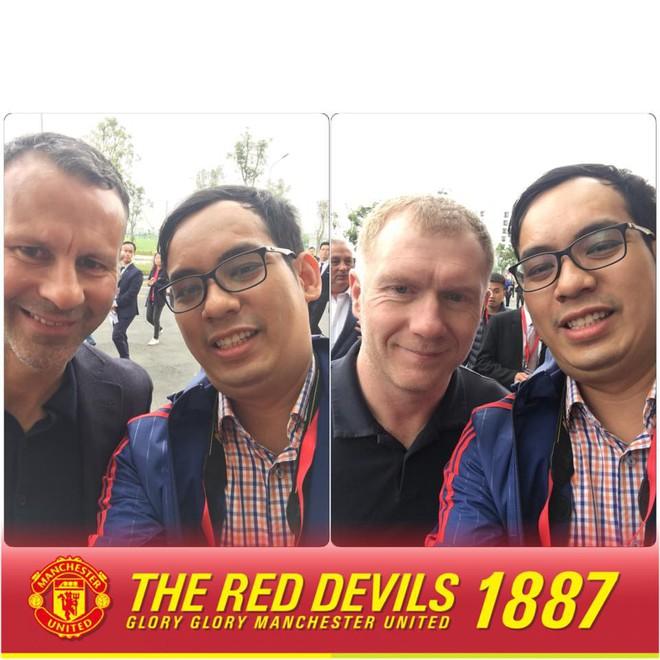 CĐV Việt Nam và bộ sưu tập khủng xuất hiện trên trang chính thức của Man United - Ảnh 9.