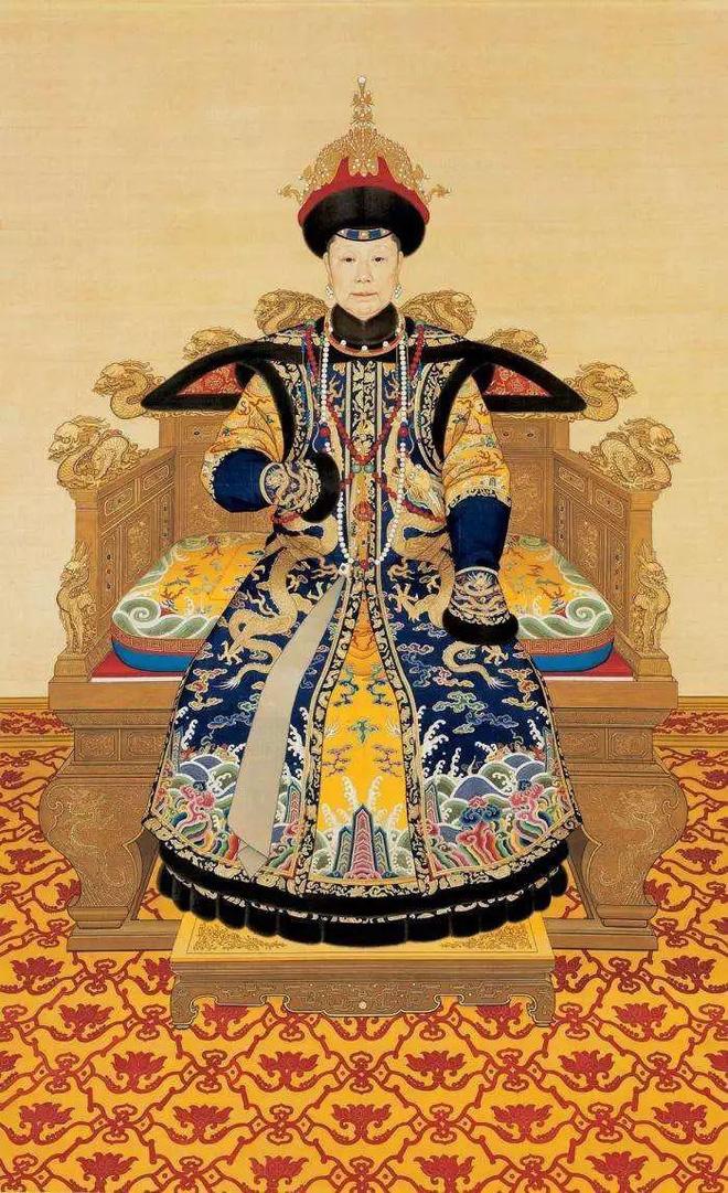 Thái hậu chỉ là mẹ nuôi của Càn Long và sự thật khác xa với Diên Hi, Như Ý - Ảnh 1.