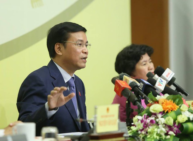 Tổng thư ký QH: Đề nghị Bộ Công an xác minh thông tin cán bộ đoàn ĐBQH bị nhắn tin khủng bố - Ảnh 1.