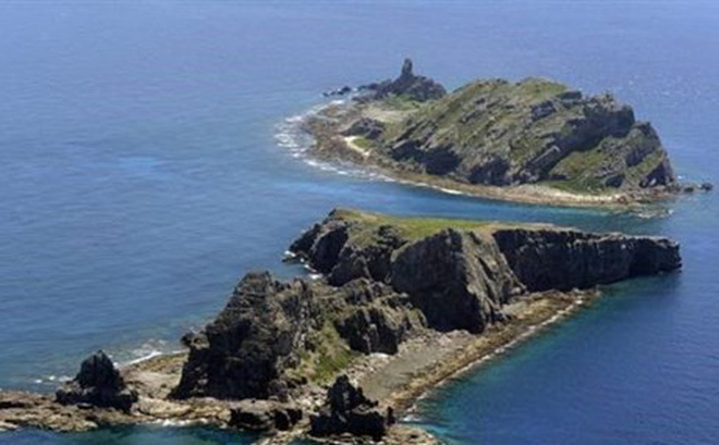 Nhật Bản phản đối tàu chiến Trung Quốc đến gần các đảo tranh chấp