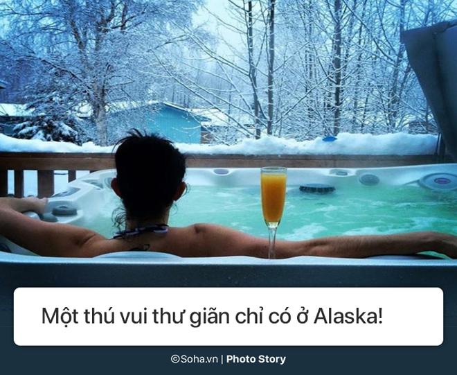 [Photo Story] - Những điều kỳ lạ chỉ có ở Alaska, điều số 5 không dành cho người yếu tim - Ảnh 1.