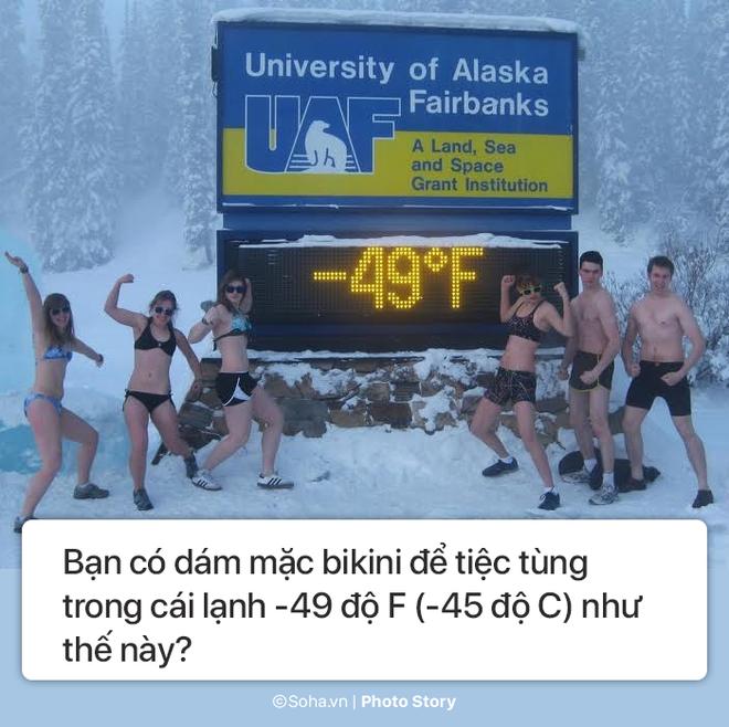[Photo Story] - Những điều kỳ lạ chỉ có ở Alaska, điều số 5 không dành cho người yếu tim - Ảnh 2.