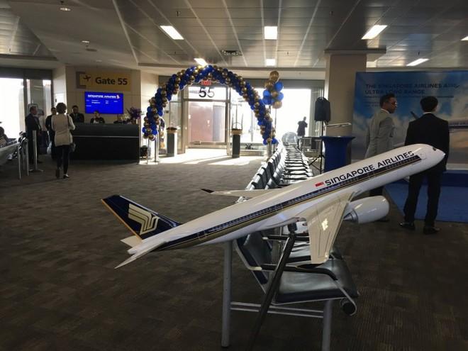 Bên trong máy bay phục vụ đường bay thẳng dài nhất thế giới có gì đặc biệt? - Ảnh 1.