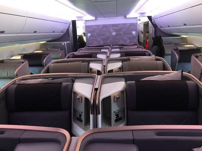 Bên trong máy bay phục vụ đường bay thẳng dài nhất thế giới có gì đặc biệt? - Ảnh 15.