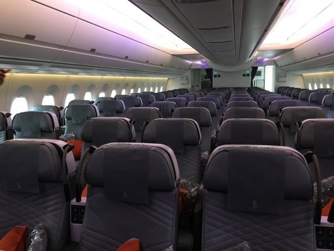Bên trong máy bay phục vụ đường bay thẳng dài nhất thế giới có gì đặc biệt? - Ảnh 16.