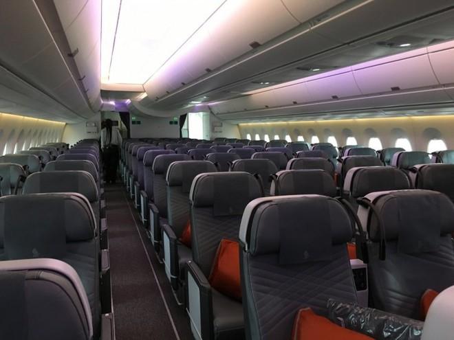 Bên trong máy bay phục vụ đường bay thẳng dài nhất thế giới có gì đặc biệt? - Ảnh 10.