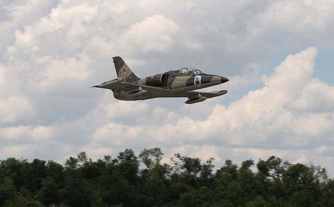 Máy bay quân sự Nga gặp nạn, phi công khó sống sót