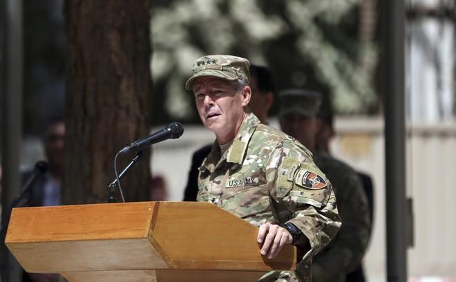 Tướng Mỹ may mắn thoát chết trong vụ tấn công ở Afghanistan