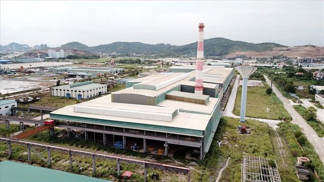 Hậu Vinashin: 8 năm hoang tàn bỏ mặc, chẳng thể tin nổi đấy là nhà máy thép từng ngốn 3.300 tỉ đồng đầu tư - Ảnh 1.