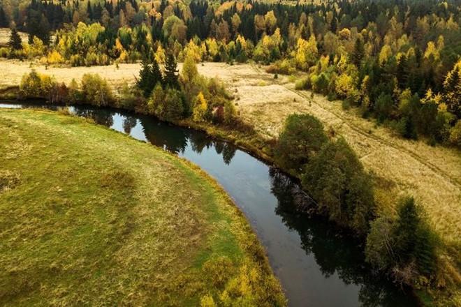 Tháng 10 về, ngắm vẻ đẹp mê ly của mùa thu nước Nga - Ảnh 12.