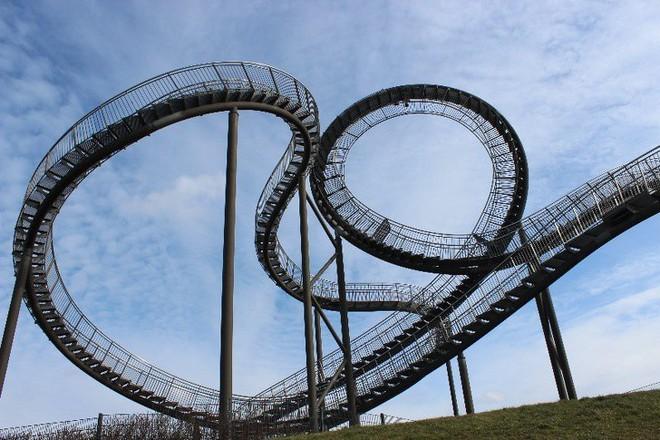 16 cầu thang đáng sợ nhất trên thế giới mà ai nhìn thấy cũng phải bủn rủn chân tay - Ảnh 16.