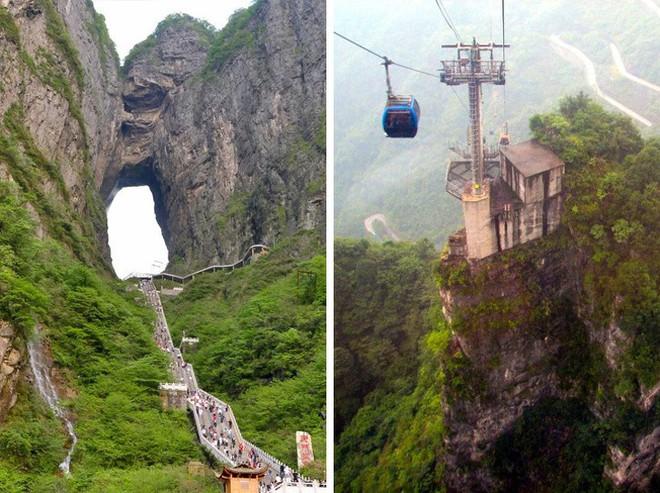 16 cầu thang đáng sợ nhất trên thế giới mà ai nhìn thấy cũng phải bủn rủn chân tay - Ảnh 3.