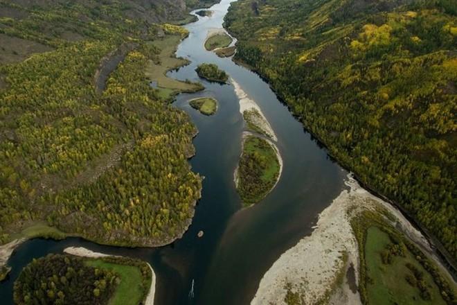 Tháng 10 về, ngắm vẻ đẹp mê ly của mùa thu nước Nga - Ảnh 3.