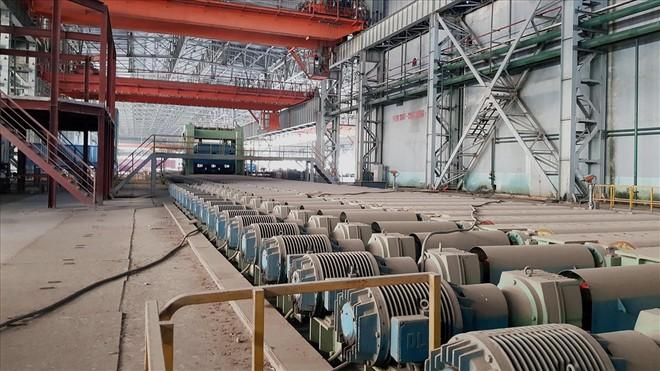 Hậu Vinashin: 8 năm hoang tàn bỏ mặc, chẳng thể tin nổi đấy là nhà máy thép từng ngốn 3.300 tỉ đồng đầu tư - Ảnh 4.