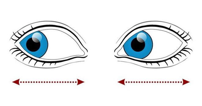 9 bài tập cho mắt giúp tăng cường thị lực - Ảnh 4.