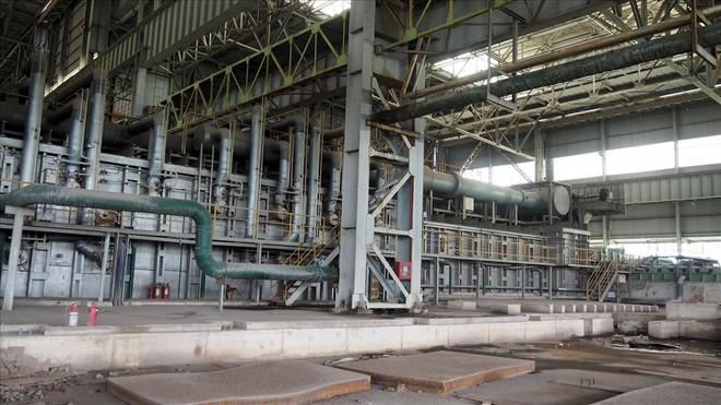 Hậu Vinashin: 8 năm hoang tàn bỏ mặc, chẳng thể tin nổi đấy là nhà máy thép từng ngốn 3.300 tỉ đồng đầu tư - Ảnh 5.