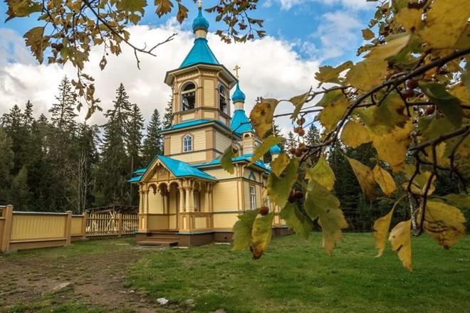 Tháng 10 về, ngắm vẻ đẹp mê ly của mùa thu nước Nga - Ảnh 6.
