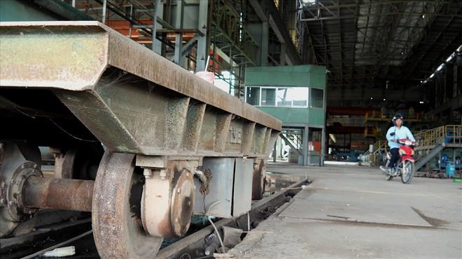 Hậu Vinashin: 8 năm hoang tàn bỏ mặc, chẳng thể tin nổi đấy là nhà máy thép từng ngốn 3.300 tỉ đồng đầu tư - Ảnh 7.