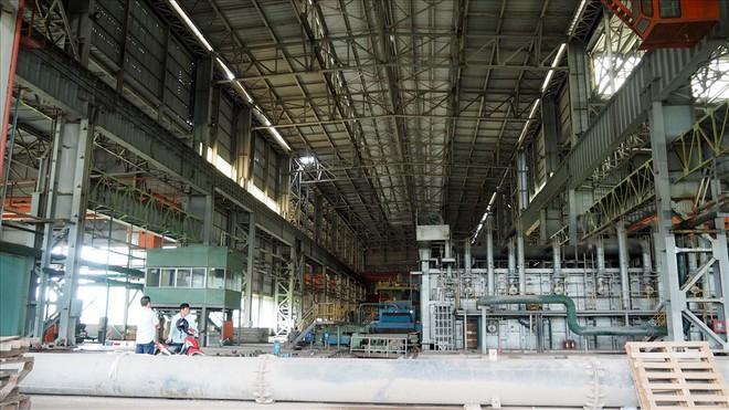 Hậu Vinashin: 8 năm hoang tàn bỏ mặc, chẳng thể tin nổi đấy là nhà máy thép từng ngốn 3.300 tỉ đồng đầu tư - Ảnh 9.