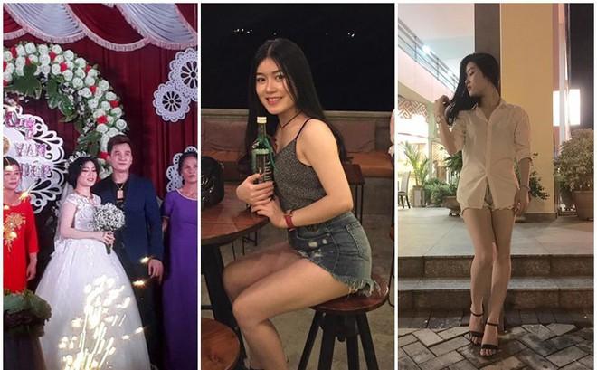 """Nhan sắc vợ mới cưới, kém 12 tuổi của """"ca sĩ hội chợ"""" Lâm Chấn Huy"""